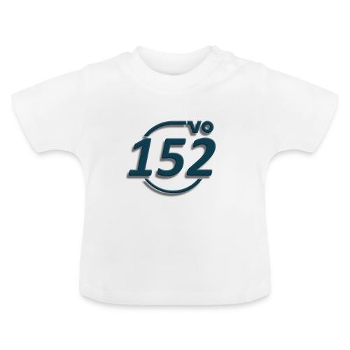 152VO Klassenzeichen petrol ohne Text - Baby T-Shirt