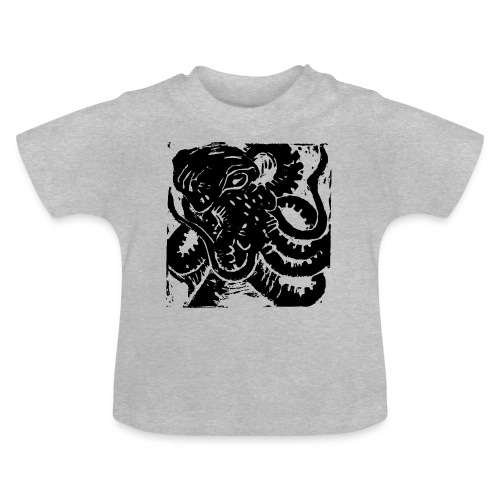 Museum Collection Octopus - Baby T-Shirt