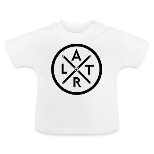 Wheel Hoodie White - Koszulka niemowlęca