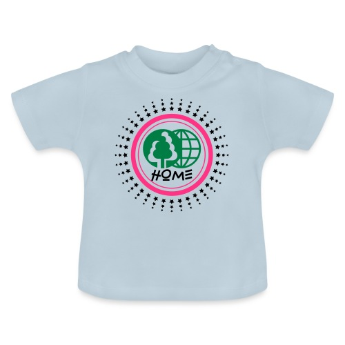 Planète home sweet home - Baby T-Shirt