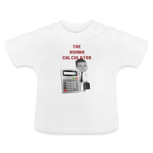 The Human Calcutor - Baby-T-shirt
