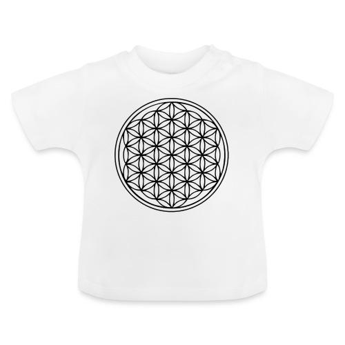 Fleur de Vie - T-shirt Bébé