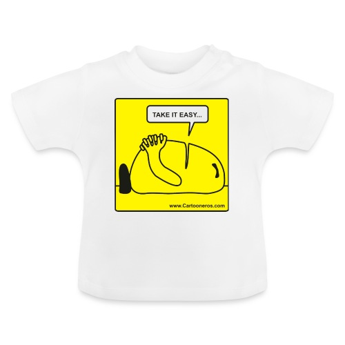 SiestaEasy png - Baby T-Shirt