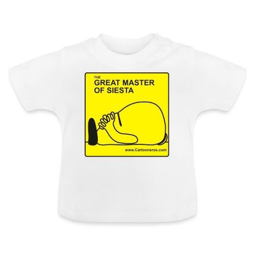 Great Master of Siesta - Baby T-Shirt