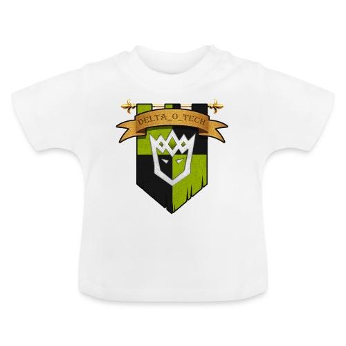 Delta_o_Tech-Banner - Baby T-Shirt