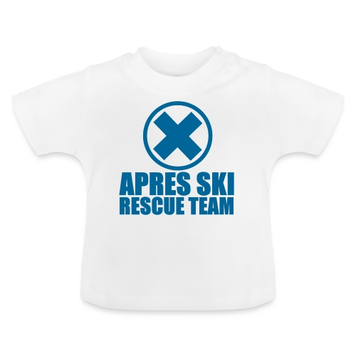 apres-ski rescue team - Baby T-shirt