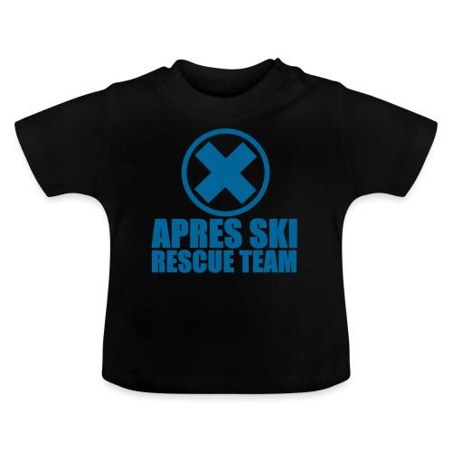 apres-ski rescue team - Baby T-shirt