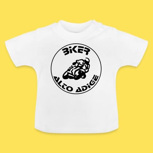 BikerAltoAdige circle logo Jacket - Maglietta per neonato