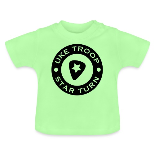 uke troop small - Baby T-Shirt
