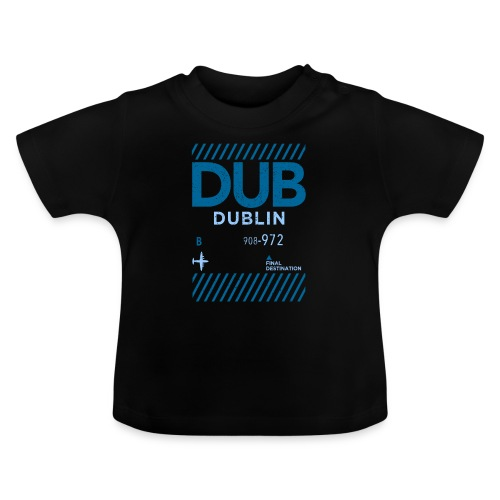 Dublin Ireland Travel - Baby T-Shirt
