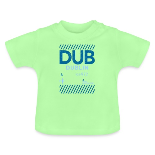 Dublin Ireland Travel - Baby T-Shirt