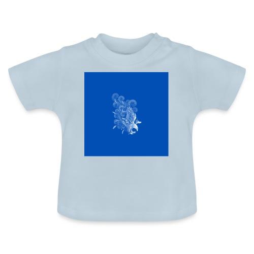 Windy Wings Blue - Baby T-Shirt
