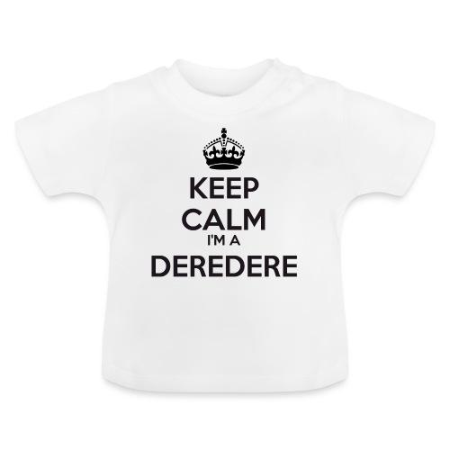 Deredere keep calm - Baby T-Shirt