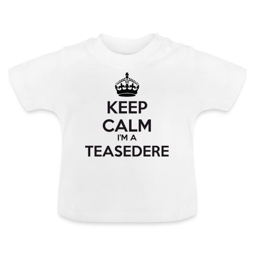 Teasedere keep calm - Baby T-Shirt