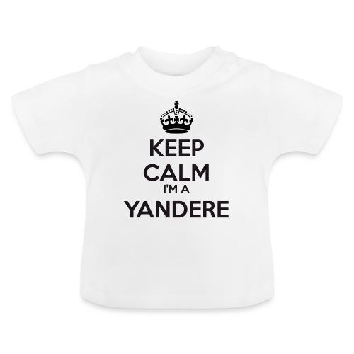 Yandere keep calm - Baby T-Shirt