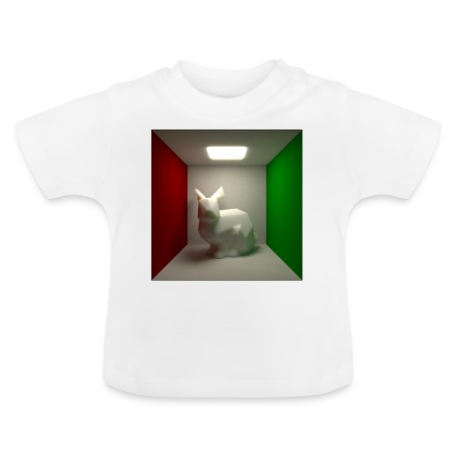 Bunny in a Box - Baby T-Shirt