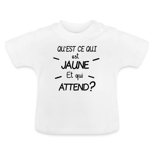 Edition Limitée Jonathan - T-shirt Bébé