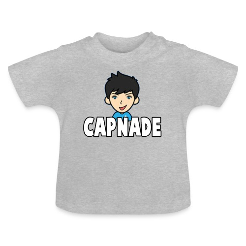 Basic Capnade's Products - Baby T-Shirt
