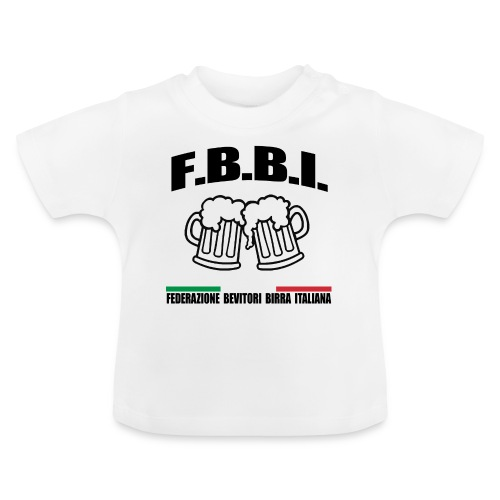 FBBI - Maglietta per neonato