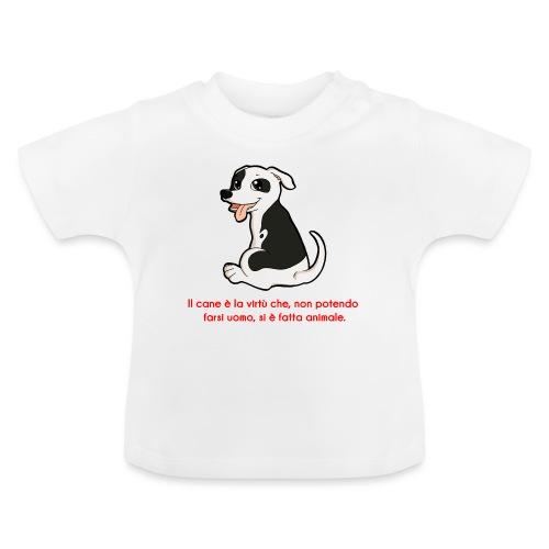 Aforisma cinofilo - Maglietta per neonato
