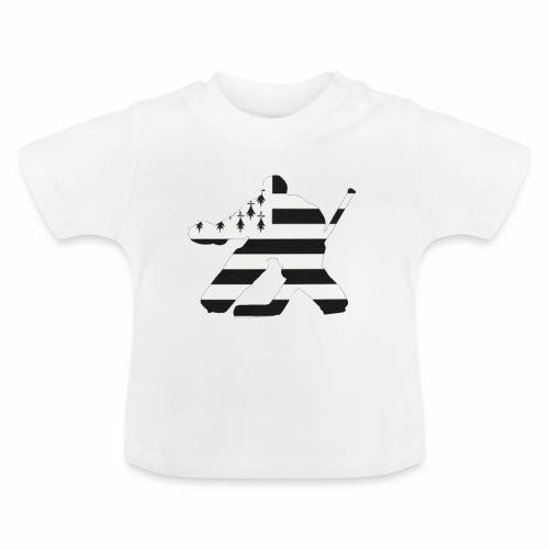 goalie et breton - T-shirt Bébé