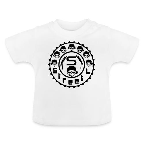 rawstyles rap hip hop logo money design by mrv - Koszulka niemowlęca