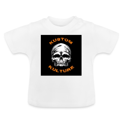 Sans Maxilaire - T-shirt Bébé