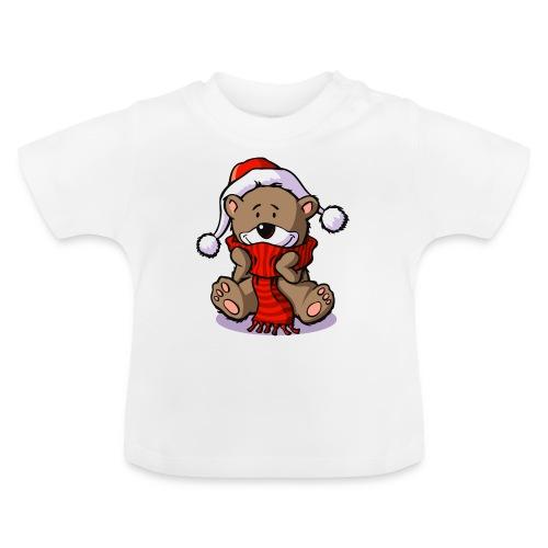 vl080b_winterbaer_4c - Baby T-Shirt