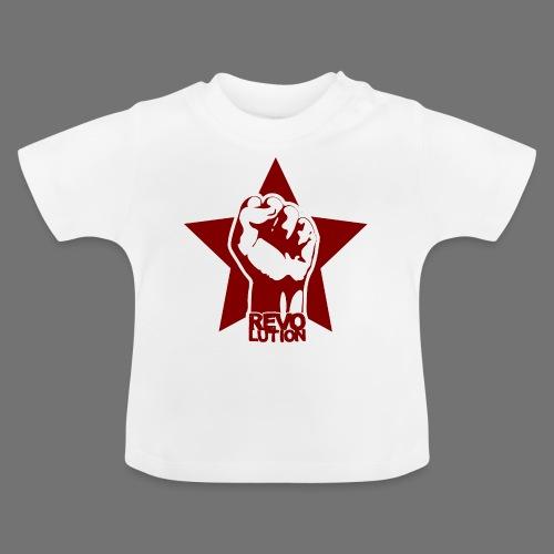 Vallankumous - Vauvan t-paita
