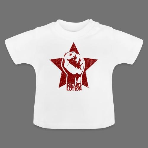 Revolution (oldstyle) - Vauvan t-paita