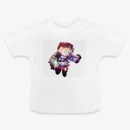 Supernova Astronaut Sternenhimmel Weltall 03 - Baby T-Shirt