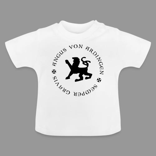 angus von ardingen semper gravis - Baby T-Shirt
