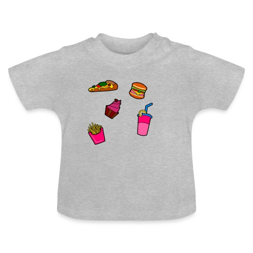 Fast Food Design - Baby T-Shirt