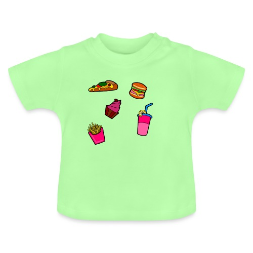 Fast Food Design - Baby T-Shirt