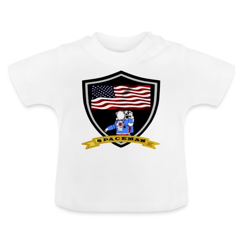 Spaceman Design - Baby T-Shirt
