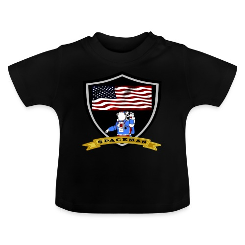 Spaceman Design - Baby T-Shirt