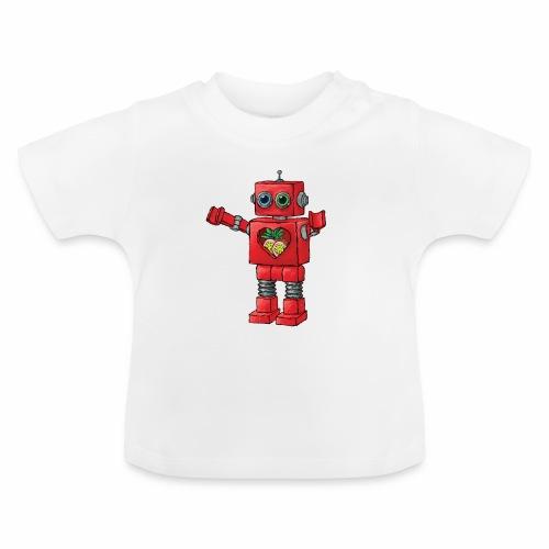 Brewski Red Robot IPA ™ - Baby T-Shirt