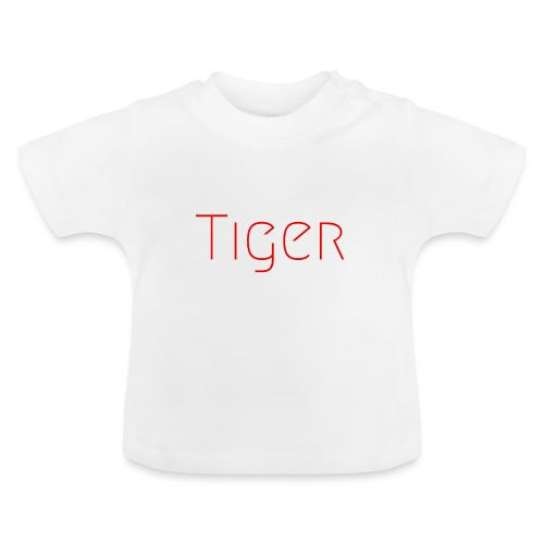 Tiger - T-shirt Bébé