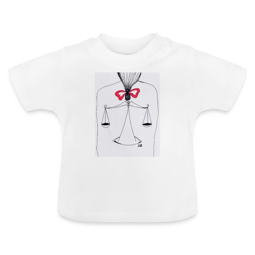 Libra Horoscope - Baby-T-shirt