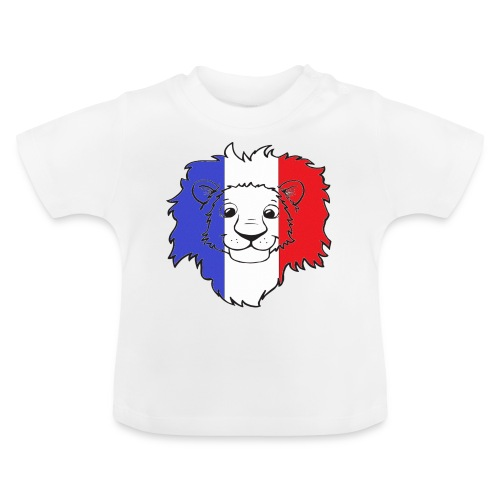 Lion France - T-shirt Bébé