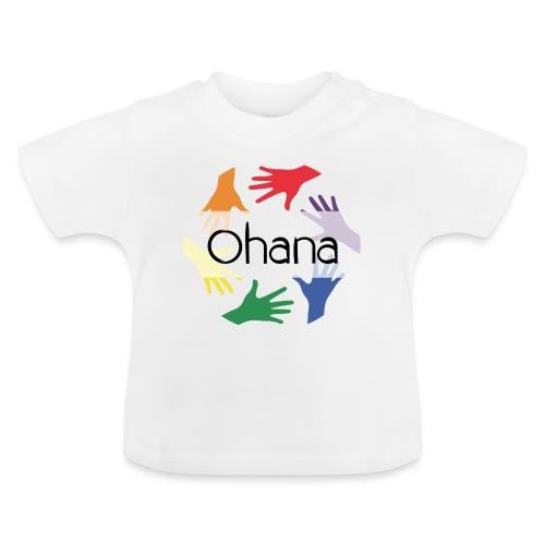 Ohana heißt Familie - Baby T-Shirt