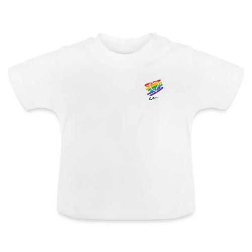 Rita color - Camiseta bebé