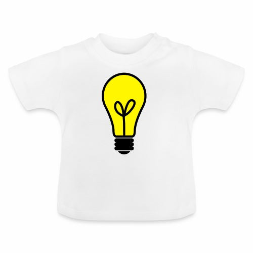 light bulb - Baby T-Shirt