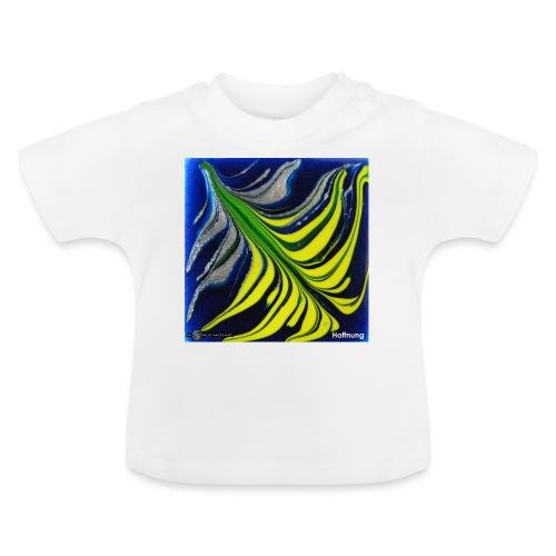 TIAN GREEN Mosaik DK037 - Hoffnung - Baby T-Shirt