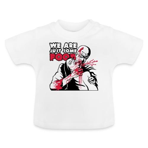 eating_zombie - T-shirt Bébé
