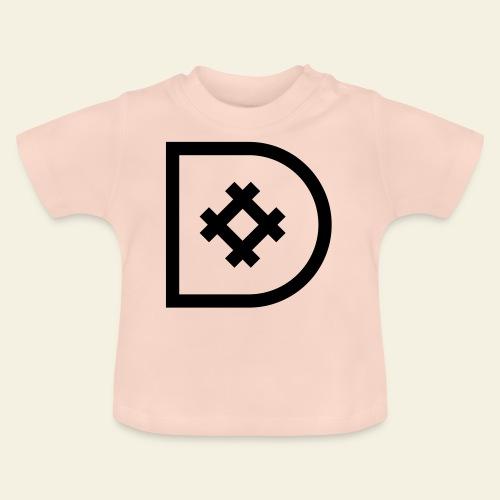 Icona de #ildazioètratto - Maglietta per neonato