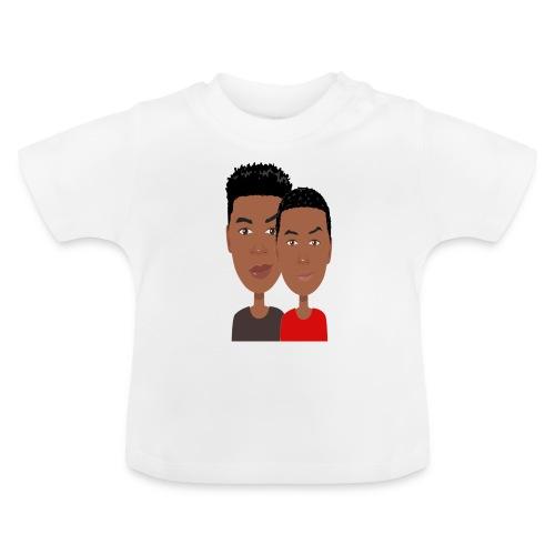 le deux beaugoss - T-shirt Bébé