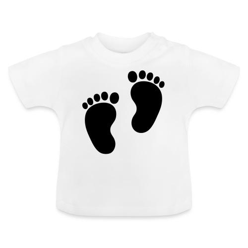 Baby voetjes - Baby T-shirt