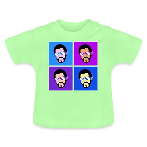 Baba warhol base - T-shirt Bébé