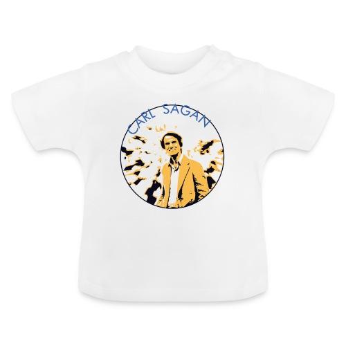 Vintage Carl Sagan - Baby T-Shirt